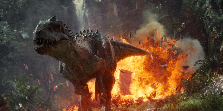 Indominus rex   Monster Legacy