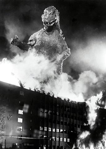 Godzilla1954attackwow