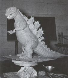 Godzilla1954firstmaquette