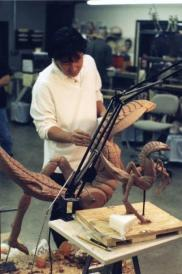 MIBbugmotohatasculpt